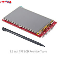 35 Inch Tft Lcd Display Module 33v Resistive Touch Screen 400x240 St7793