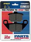 SBS - 832LF-PU - LF Ceramic Brake Pads