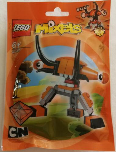Lego Mixels Serie 2:41515 Cravatta, 41516 Tentro, 41517 Balk (Nuovo & Ovp ) New
