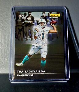 Tua Tagovailoa 2020 Panini NFL Rookie Spotlight #2 Football Card 1 of 1155