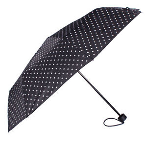 Distingué Parapluie De Poche Parapluie Mini à Points-différentes Couleurs-afficher Le Titre D'origine