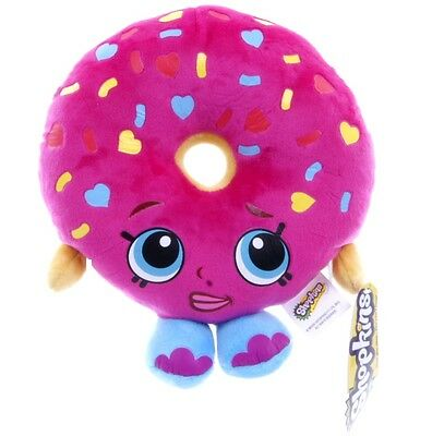 32CM SHOPKINS SOFT TOY APPLE BLOSSOM BACKPACK PLUSH SOFT TOY NEW OFFICIAL 12/""