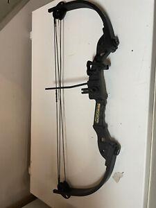 Barnett Tomcat Compound Archery Bow Black - Youth Kids Size
