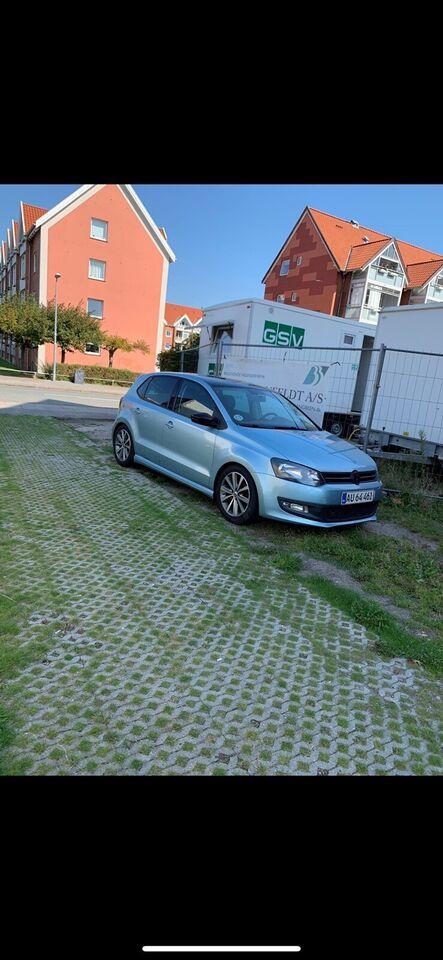 VW Polo, 1,2 TDi 75 BlueMotion, Diesel