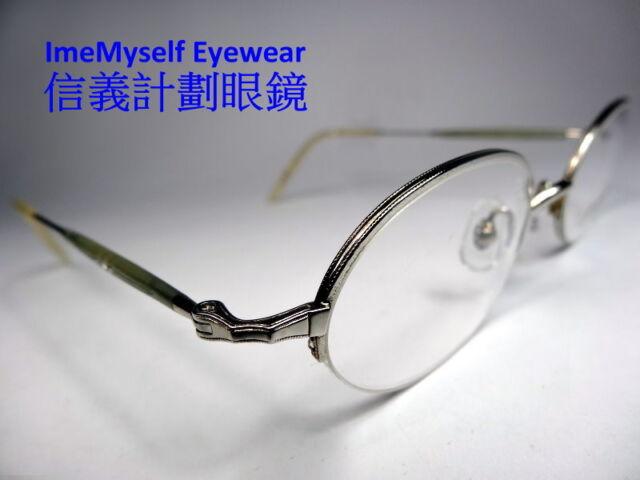 Imemyself Eyewear Matsuda 10123 Vintage Prescription Half Rim ...