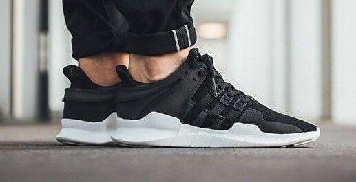 Adidas EQT Support ADV Black White Size 12 2017