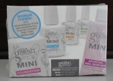 Harmony Gelish Mini Basix Gel Starter's Kit . Set of 6 Mini Pieces.