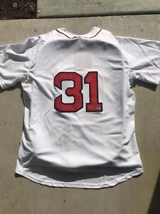 competitive price eb05e 462ef Details about Jon Lester Boston Red Sox Chicago Cubs Signed NWT Majestic  Authentic Jersey
