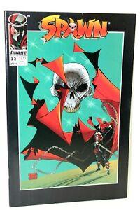 Spawn-22-1st-Print-The-Hunt-Part-2-Todd-McFarlane-1994-Image-Comics-Comic-VG-F