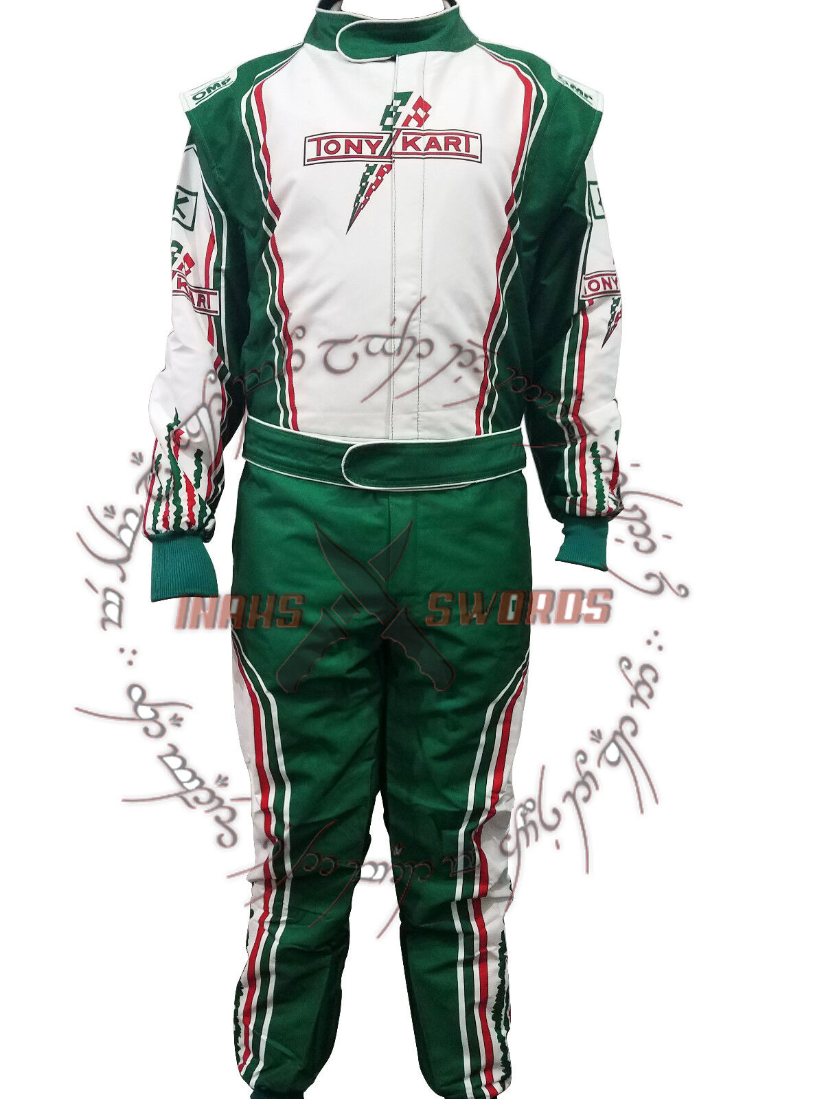 Tony Kart racing suit CIK  FIA level 2, all Sizes Available  new branded