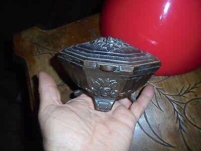 Ancienne Boite à Bijoux En Régule Design Art Nouveau Verlichten Van Reuma En Verkoudheid