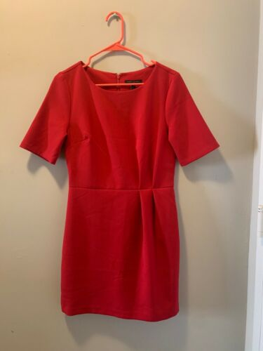 Banana Republic Red Dress. Size 6 Petite. Cocktail