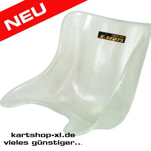 Sitz Kartsitz neu  Gr.:M-XXL Sitzschale Kart