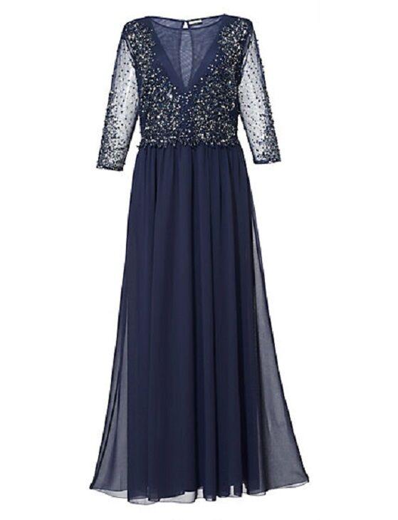 info for 5853e f1d2b Designer Kleid Guido Maria Kretschmer bei heine Größe 40 NEU ...