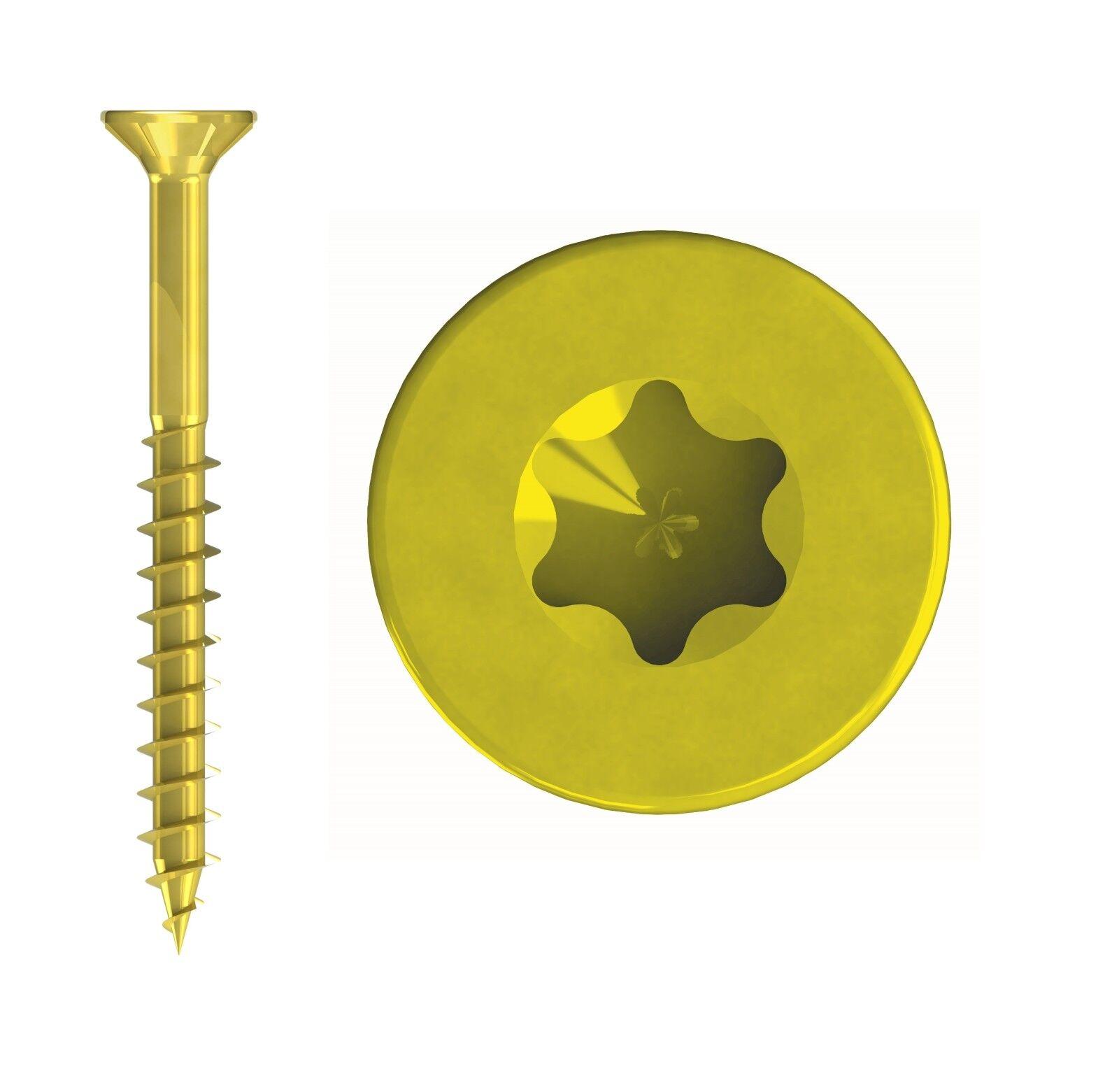 REISSER Holzbauschrauben Q500 Torx TX40 TX40 TX40 Ø 10,0 mm Teilgewinde vz ETA-11/0106 61cd54