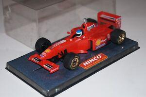 1/32 Ninco Ferrari F1 N°5 Michael Schumacher Mb Design Professionnel