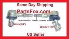 Pair Tie Rod Ball Joint 70 90 110cc 125 150 200 250cc ATV Quad 4-wheeler Taotao