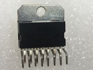 Estéreo Radio Coche Panasonic An34001a Amplificador interno chip IC Sonido