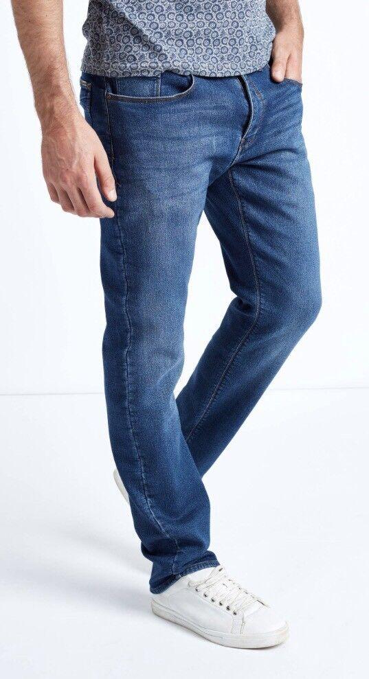 Mish Mish Mish Mash Rear Mid Slim Fit Jean  rrp  | Erste Gruppe von Kunden  4959b5