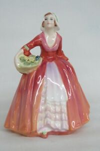 Royal-Doulton-Janet-HN1537-English-Bone-China-Porcelain-Figurine-1522B