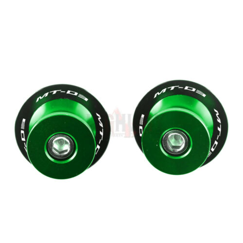 Motorcycle Stand Spools Swingarm Screw Pads for YAMAHA YZF R3 YZF-R25 MT25 MT03