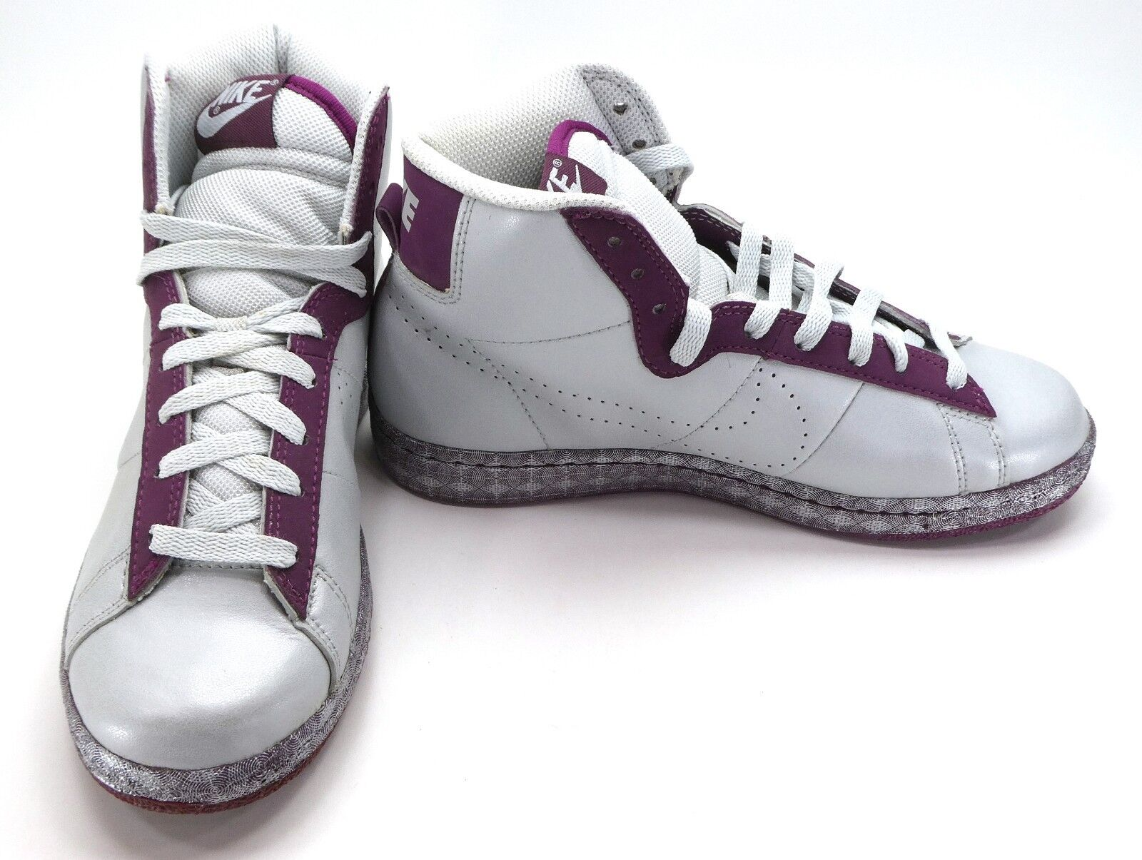Nike shoes Recognition High Platinum Mulberry Sneakers Womens 7.5