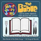 The Bible: Let's Sing About the Book We Love! * by Bible Storysong Singers (CD, 2007, Bible StorySongs)