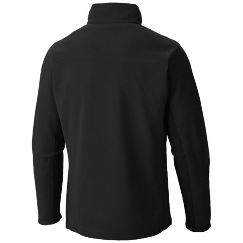 "New Mens Columbia /""Fleece Falls/"" Half Zip Hybrid Fleece Sweaters Pullover"