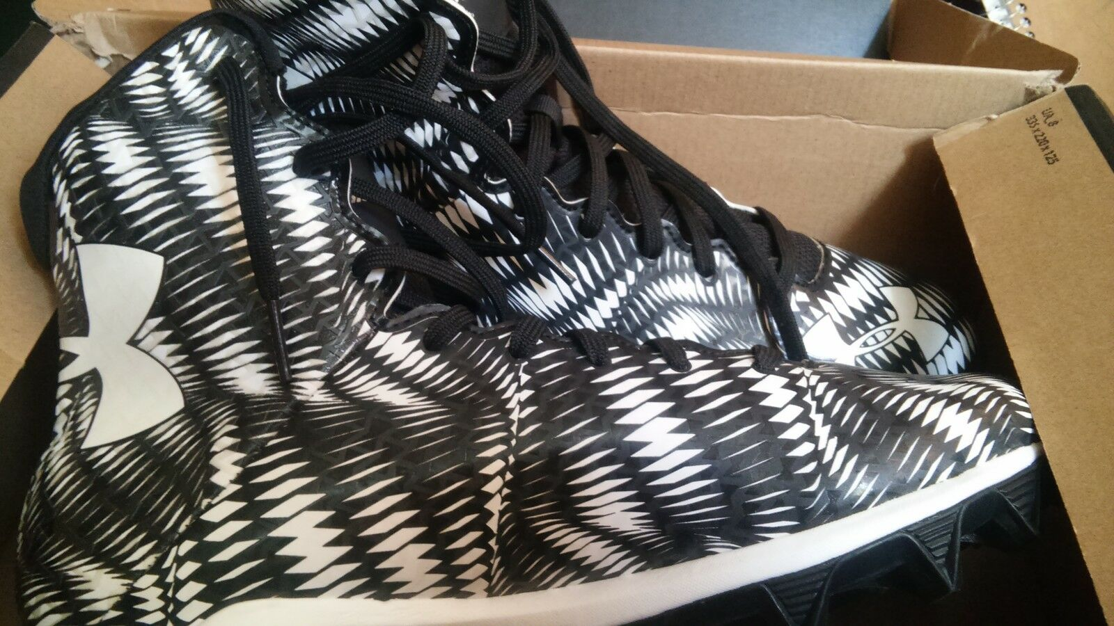 Highlight rms mens size 8