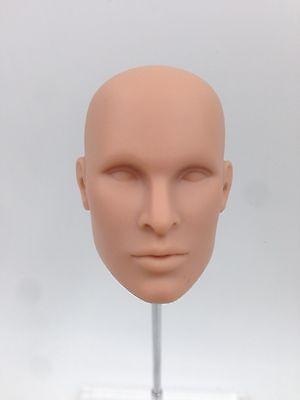 Fashion Royalty Integrity Doll Men Male Blank Face Head For Repaint OOAK #02