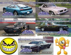 Rockauto Collector Car Magnets 106 107 108 109 110 Ebay