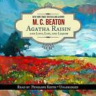 Agatha Raisin and Love, Lies, and Liquor by M C Beaton (CD-Audio, 2015)