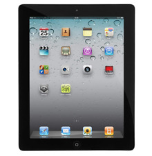 Apple iPad 2 64GB, Wi-Fi + Cellular (AT&T) 9.7in- Black (CPO by Apple) NEW OTHER