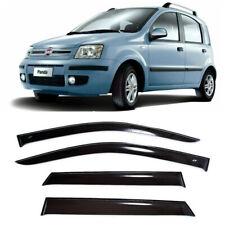 CLIMAIR Car Wind Deflectors FIAT PANDA 5 Door 2003 onwards FRONT