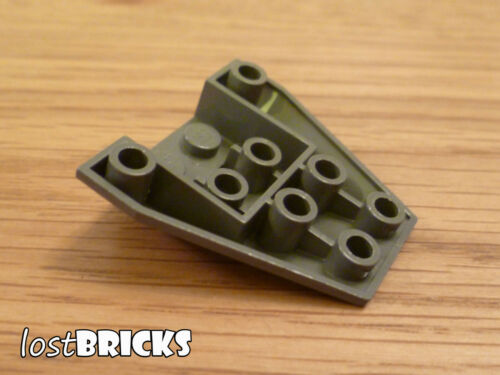 6 x LEGO Wedge 4x4 Triple Inverted FREE POSTAGE Part 4855 SELECT COLOUR