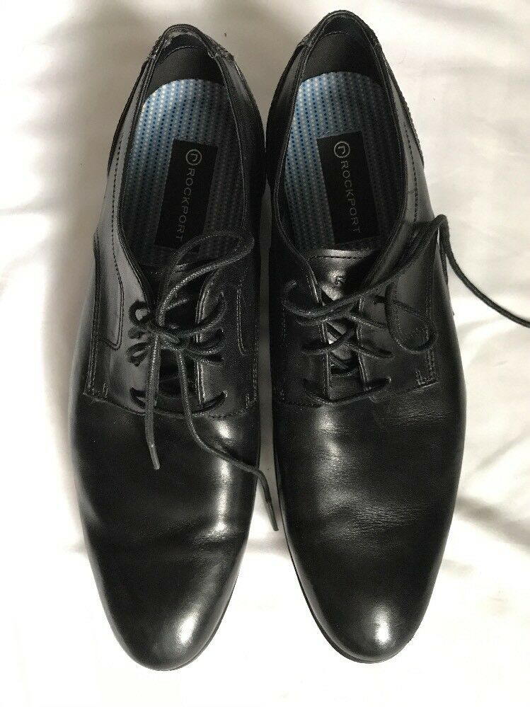 Gentleman/Lady ROCKPORT DRESS MENS SHOES real SIZE 7.5 Louis, elaborate real SHOES Reliable reputation b6b592