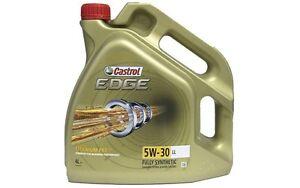 CASTROL-EDGE-TITANIUM-Long-Life-Sintetico-SAE-5W30-Aceite-de-Motor-4L-15668A