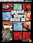 Video Game Bks.: Grand Theft Auto III by Tim Bogenn and BradyGames Staff (2001, Paperback)