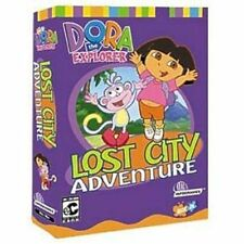 Dora the Explorer Lost City Adventure    Brand New in Retail Box