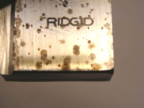"NOS RIDGID USA HSS 1//4/"" NPT PIPE DIES CHASERS FOR DROP HEAD THREADERS #37905"