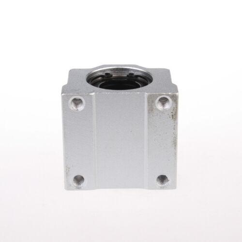 SCV8 Linear Ball Bearing Pellow Bolck Linear unit for CNC KJ0 SCV8UU SC8VUU