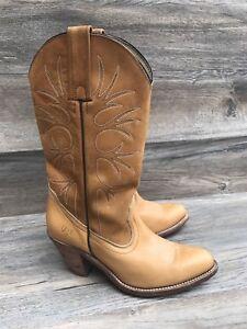 Frye Billy Cowboy Boots Women's 7.5B