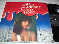 (2108)  Kitty Winter Gipsy Nova # Feel It # 1978 # Signiert