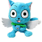 30cm Cute Fairy tail happy Plush Doll Toys Stuffed Animal Pillow Quality Bolster