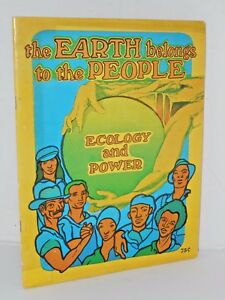 The-Earth-belongs-to-the-People-Ecology-and-Power-by-the-Peoples-Press-1970