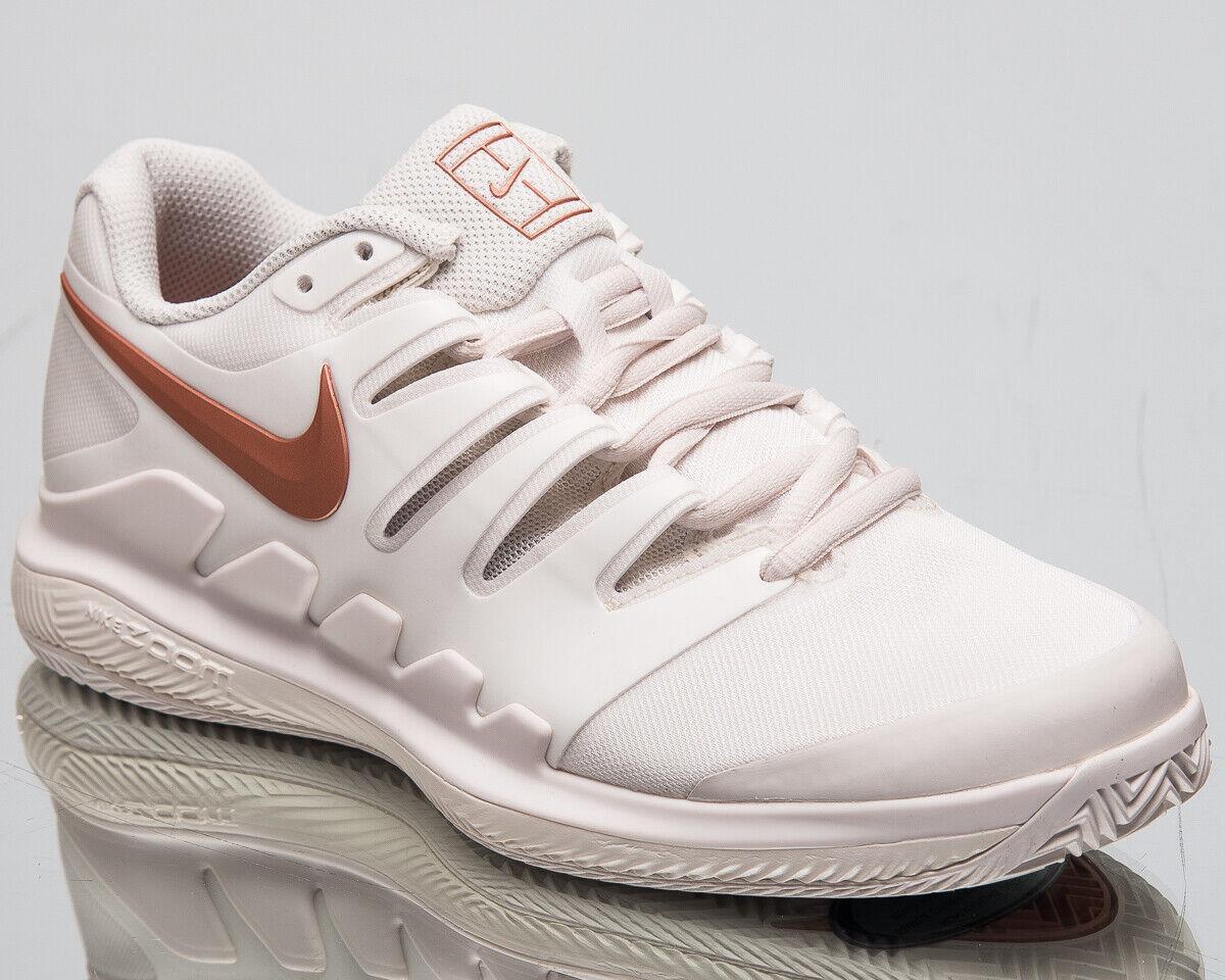 Nike Luft Zoom Zoom Zoom Vapor X Lehm Damen Neu Phantom RotGold Tennisschuhe Aa8025-066  25628c