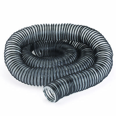 Clear 1.25 Inch Fuel Hose 1 Foot Length