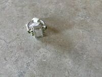 Lia Sophia Looking Glass Ring Size 7