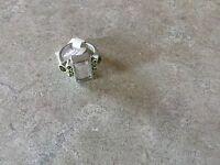 Lia Sophia Looking Glass Ring Size 7
