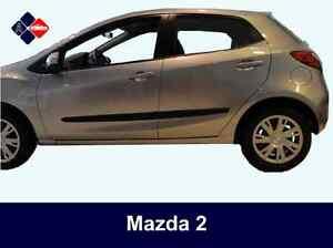 Mazda-2-5D-Mk3-Rubbing-Strips-Door-Protectors-Side-Protection-Mouldings-Kit